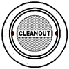cLEANOUT Cover